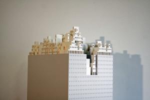 Toren Compositie 005 Sloppen